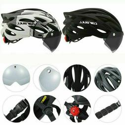 Adult Cycling Helmet Mountain Road Bike Bicycle Helmet w/ Vi