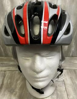 Specialized Airforce 3 Bike Bicycle Cycling Helmet Silver/Re