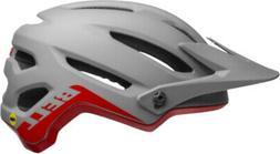 Bell 4Forty MIPS MTB Bike Helmet Matte Grey/Crimson Large