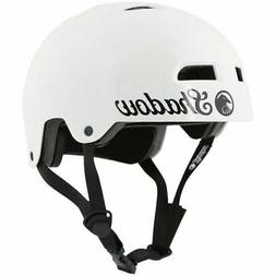 The Shadow Conspiracy Classic Bicycle Helmet/Gloss White S/M