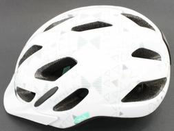 Giant Liv Cycling Unica Bike Helmet White Adult S/M   NEW IN
