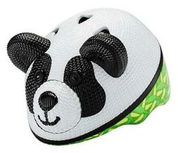 Kids Bike Helmet with 3D Character Features, Infant and Todd