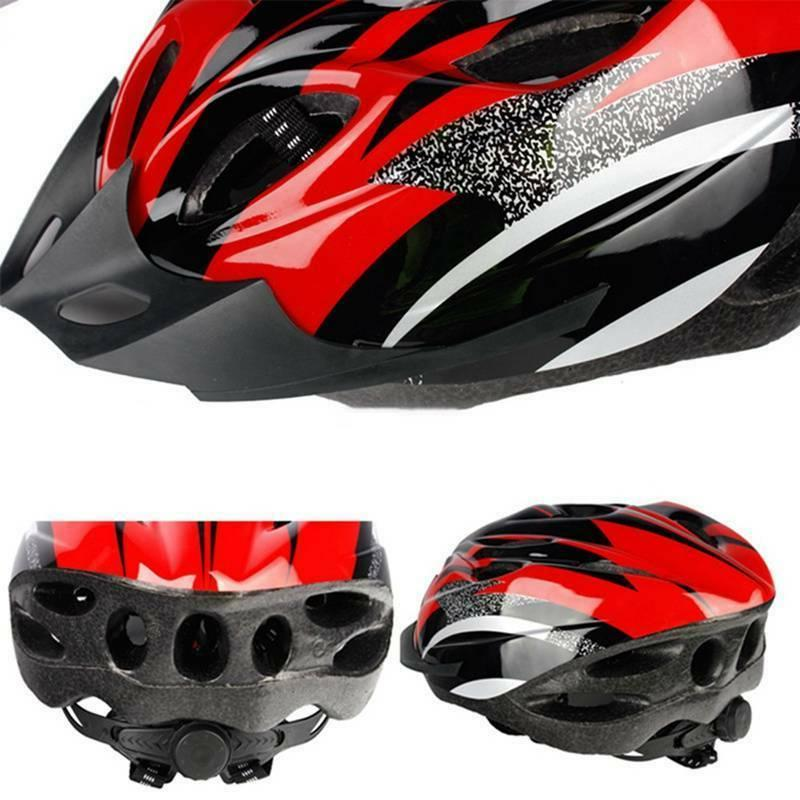 Bicycle Helmet Road Cycling MTB Safety Adjustable