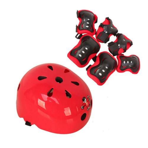 protective gear set adjustable for 3 to