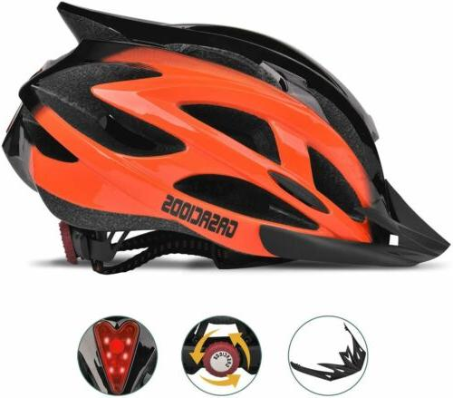 Adult Cycling Helmet MTB Road Bike Bicycle Holes Safety Prot