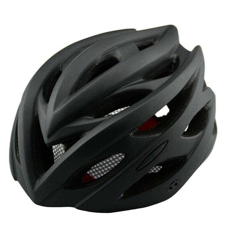 Mountain Bike Bicycle Helmet WITH/ Tail Light Cycling Adult