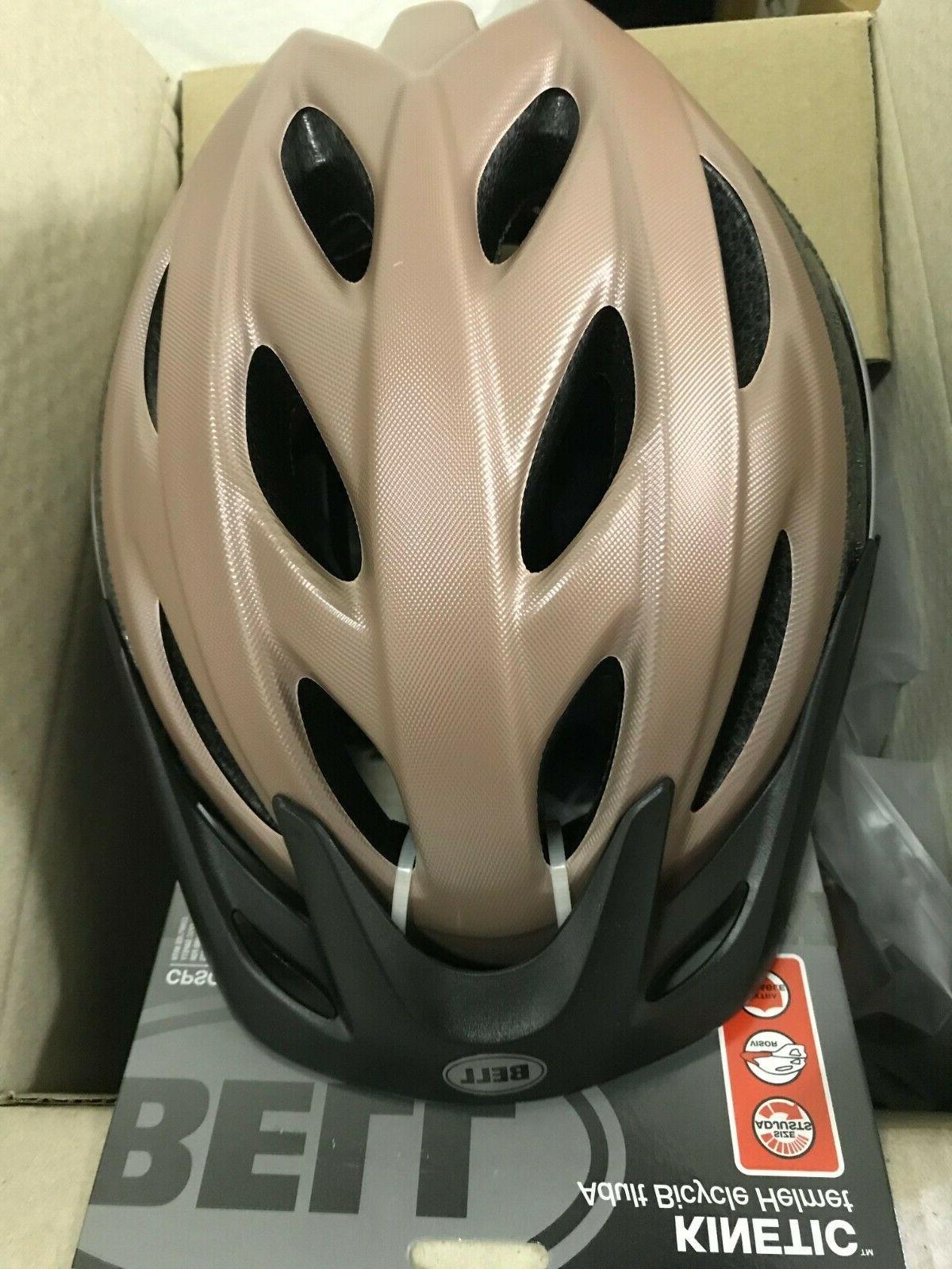 BELL Sports Adult Bike SAFETY TEXTURED ROSE SALE!