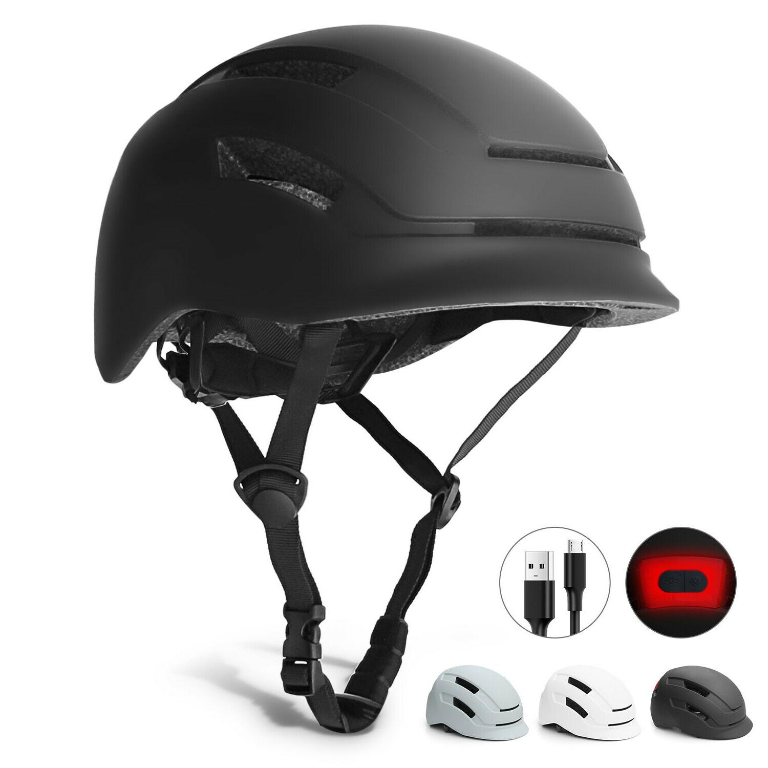 ultralight adult bike safety helmet cycling bicycle