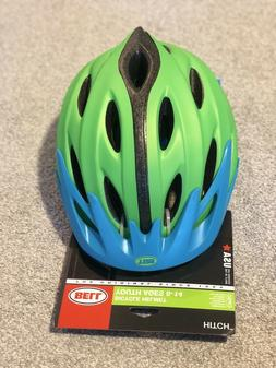 NEW Bell Hitch Adjustable Bicycle Helmet Youth Ages 8-14 52-
