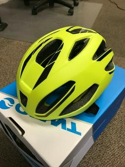 NEW GIANT ILLUME STRIVE MIPS BICYCLE HELMET Fluo Yellow, MED