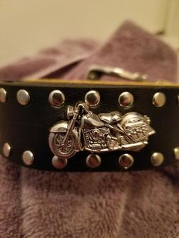NEW WITHOUT TAGS MOTORCYCLE/ BIKER BELT UNISEX