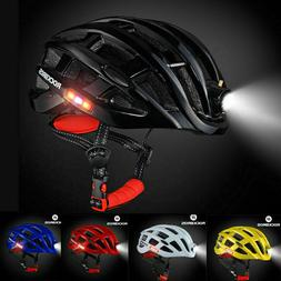 RockBros Outdoor Sport Cycling Bike Helmet USB Rechargeable