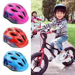 Safety Kids Helmet Bike Bicycle Skateboard Scooter Protectio