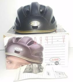 BELL V1-PRO Men's Vintage Bicycle Helmet Black Size M/L